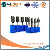 Buy cheap High Quality Solid Carbide Rotary Burrs for CNC Machine Parts from wholesalers