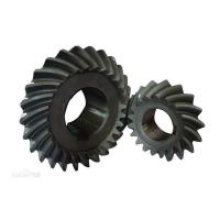 Buy cheap High Precision OEM heavy Duty Forging Spiral Bevel Gear Shaft from wholesalers