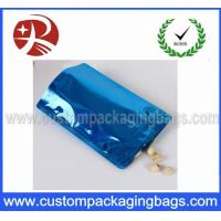 Buy cheap Zipper Stand up aluminum foil  Pouches High barrier Tear Notch from wholesalers