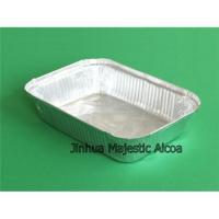 Buy cheap Disposable Aluminum Foil Container from wholesalers