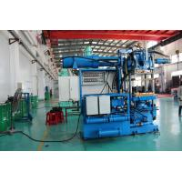 Buy cheap Adjustable Speed Rubber Press Machine , High Grade Rubber Compression Molding Machine from wholesalers