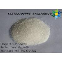 Bodybuilding Supplements Testosterone Anabolic Steroid Test Propionate CAS 57-85-2