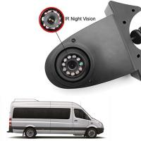 Buy cheap Wide Angle Car Rear View Backup Camera No Blind Area For Mercedes Benz from wholesalers