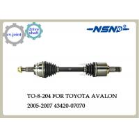 Buy cheap Toyota Avalon Automobile Drive Shaft Boot 43420-07070 Lightweight Driveshaft from wholesalers
