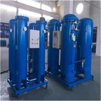 Buy cheap Oxygen PSA Nitrogen Plant 15 Mpa Pressure 200 Nm 3/H Capacity 108.66KW Power from wholesalers