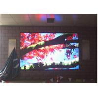 Buy cheap Hotel High Definition Electronic Indoor Full Color Led Display Paste Three In One from wholesalers