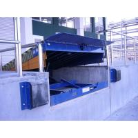 Buy cheap Adjustable loading dock equipment , hydraulic Dock Leveler from wholesalers