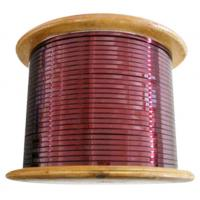 Buy cheap High Tensile strength Enamelled Copper Wires for Motor fans Welding Transformer from wholesalers