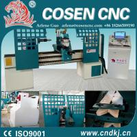 Buy cheap auto quick change tool post on CNC WOOD LATHE MACHINE for your convenience from wholesalers