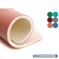 Buy cheap Gem Stone Style PVC Vinyl Floor Covering For Badminton Court 1.2mm - 1.5 Mm Wear Layer from wholesalers