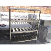 Buy cheap Collapsible Truck Tyre Stainless Steel Storage Metal Shelves For Warehouse Rack Systems from wholesalers