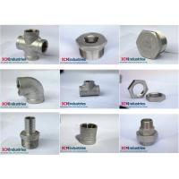 Buy cheap ASME B 1.20.1 stainless steel 150lb pipe fittings NPT from wholesalers