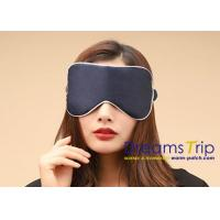 Buy cheap Steam Hot Apply USB Eye Mask Electrically Heated Heating Sleep Shade Air-permeable Eye Care Massager from wholesalers