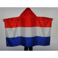 Buy cheap All Countries England Flag Cape / Cloth Shape National Soccer Fan Cape from wholesalers