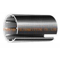 Buy cheap Johnson 5 micron 316 stainless steel screen filter mesh tube used for well drilling from wholesalers