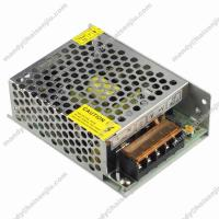 Ac To Dc Rgb 5 Amp 12v Switching Power Supply For Led Lights , CE Approval