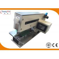 Buy cheap Guillotine Type PCB Cutting Machine for Metal Board With Linear Blades from wholesalers