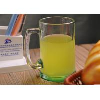 Buy cheap 14oz Water Glass Tumbler , beer / juice / milk clear drinking glasses product