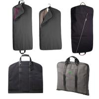 Buy cheap Custom PEVA Fabric Suit Garment Bag For Storage , Mens Suit Covers from wholesalers