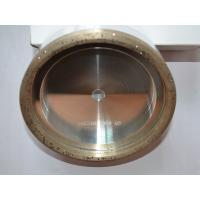 Buy cheap Diamond abrasive grinding wheel for fiberglass grinding and polishing from Wholesalers