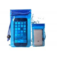 Buy cheap Water Resisant Package Mobile Phone Protective Cases , Waterproof Cell Phone Bag from wholesalers