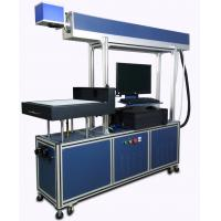 Buy cheap N-400 400*400mm CO2 glass tube laser marking engraving machine from wholesalers