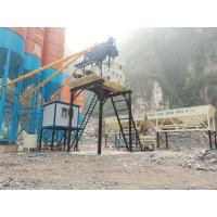 Buy cheap Hot high quality Camelway machinery HZS75 75m3 / h concrete mixing plant product