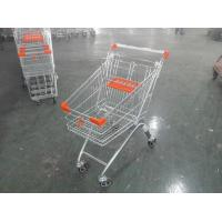 Buy cheap Childrens Wire Shopping Trolley Foldable With 4 wheel , European Style from wholesalers