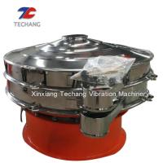 Buy cheap Sus304 Small Flour Powder Rotary Vibrating Screen , Vibratory Screening Equipment from wholesalers