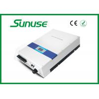 Buy cheap Wide Voltage 250 To 880vdc On Grid Solar Inverter 10kw Transformerless With MPPT from wholesalers