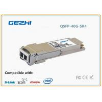 Buy cheap SR4 Optical Transceiver 40G QSFP+ Module for Infiniband transmission at 4ch SDR DDR QDR from wholesalers