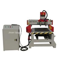 Buy cheap 500*1000mm Flat Cylinder CNC Carving Machine with 2 Spindles 2 Rotary Axis from wholesalers