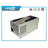 China Low Frequency Dc To Ac Solar Power Inverter 8kw 10kw 12kw With Pure Sine Wave Output on sale
