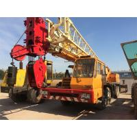 Buy cheap 30 Ton Crane For Sale , Cheap Price TADANO Used Truck Crane For Sale With Big Promotion from wholesalers