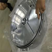 Buy cheap Gt0012-059 Household Appliance Parts Custom Service Cnc Aluminium Plate from wholesalers