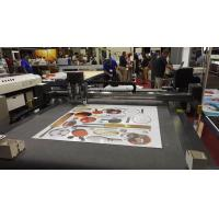 Buy cheap Paper Board Box Sample Maker Cutting Plotter Machine South Africa Exhibition from wholesalers