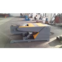 Buy cheap Hydraulic Lifting Welding Positioner Turntable Hydraulic Bending Machine Romote Control Box from wholesalers