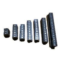 Buy cheap 3.81mm Pitch PCB Pluggable Screw Terminal Blocks for PLC S7-1200 from wholesalers