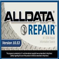 Buy cheap Professional Automotive Diagnostic Tools , ALLDATA 10.53 With USB Hard Disk from wholesalers