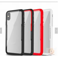Buy cheap 2018 Armor Glass Shell Tempered Glass Phone Case For Iphone X  Shockproof Phone Cases from wholesalers