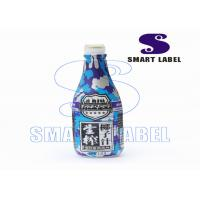 Buy cheap Neckbands Custom Printed Labels for Bottles 6 Colors PVC Film from wholesalers