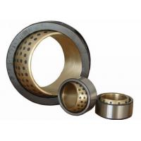 Buy cheap High Strength Radial Spherical Plain Bearings / Spherical Thrust Bearing Radial , Angular Contact from wholesalers