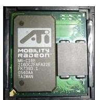 BGA Chipset for ATI M64-M, ATI IGP350M, ATI 200M, ATI 9600, ATI M6-C16