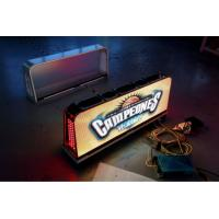 Buy cheap P5 Taxi LED Advertising Sign / Taxi Top LED Screen With Energy Saving Power Supply from wholesalers
