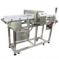 Buy cheap Inline metal detection system / food grade metal detector in line producting from wholesalers