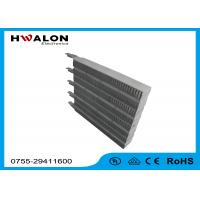 Buy cheap Physical Treatment Wind Speed 4 M / S Electric PTC Heater With Surface Temp. 230 ℃ from wholesalers