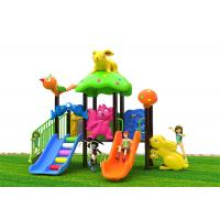 Buy cheap LLDPEPlasticOutside Slides For Toddlers , Childrens Outdoor Slide Colorful Design from wholesalers