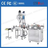Buy cheap Automatic Powder Filling Canning Machine/ bottle filling machine from wholesalers