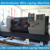 Buy cheap ELECTRO-FUSION FITTING PRODUCTION EQUIPMENT electro fusion wire laying canex from wholesalers