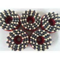 Buy cheap High Density Silicon Carbide Brush , Deburring Brush For Aluminum 100MM OD from wholesalers
